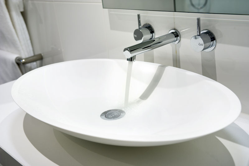 Tap & Sink